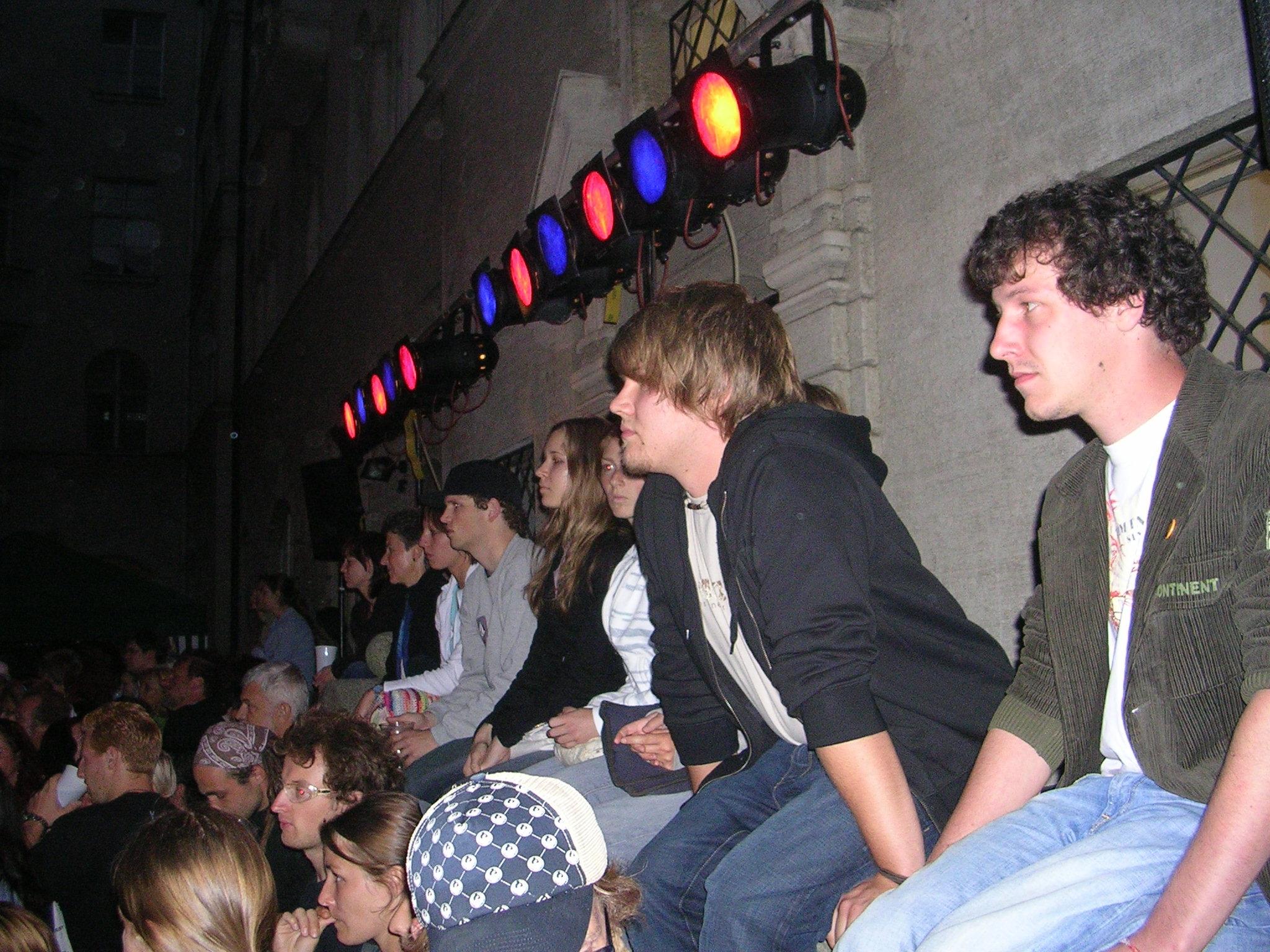 Konzerte im Bürgerhof 2007 8. Unity Reggae Day - Freiwilligen-Zentrum Augsburg - Foto: Robert Hösle