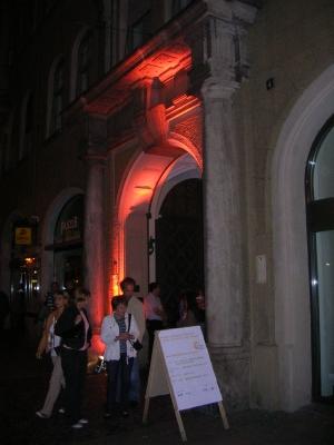 Konzerte im Bürgerhof 25.06.09 - Freiwilligen-Zentrum Augsburg - Foto: Robert Hösle