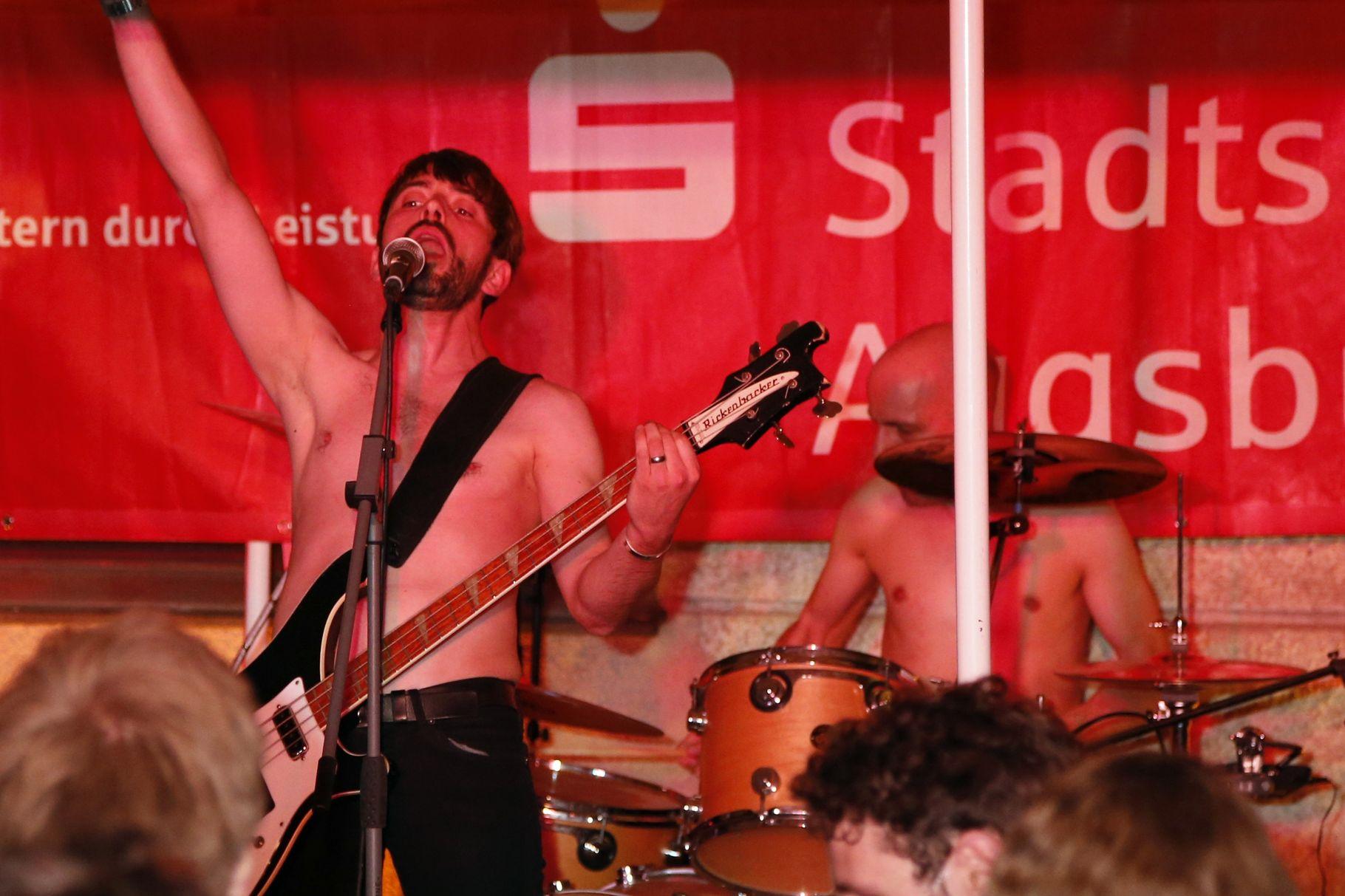 Konzerte im Bürgerhof 05.07.2013 Hörstreich - Freiwilligen-Zentrum Augsburg - Foto: Franz Lechner