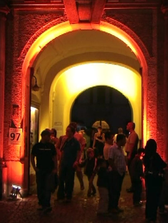 Konzerte im Bürgerhof 24.06.10 - Freiwilligen-Zentrum Augsburg - Foto: Wolfgang F. Lightmaster