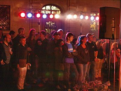 Konzerte im Bürgerhof 27.06.09 - Freiwilligen-Zentrum Augsburg - Foto: Hugo Fössinger