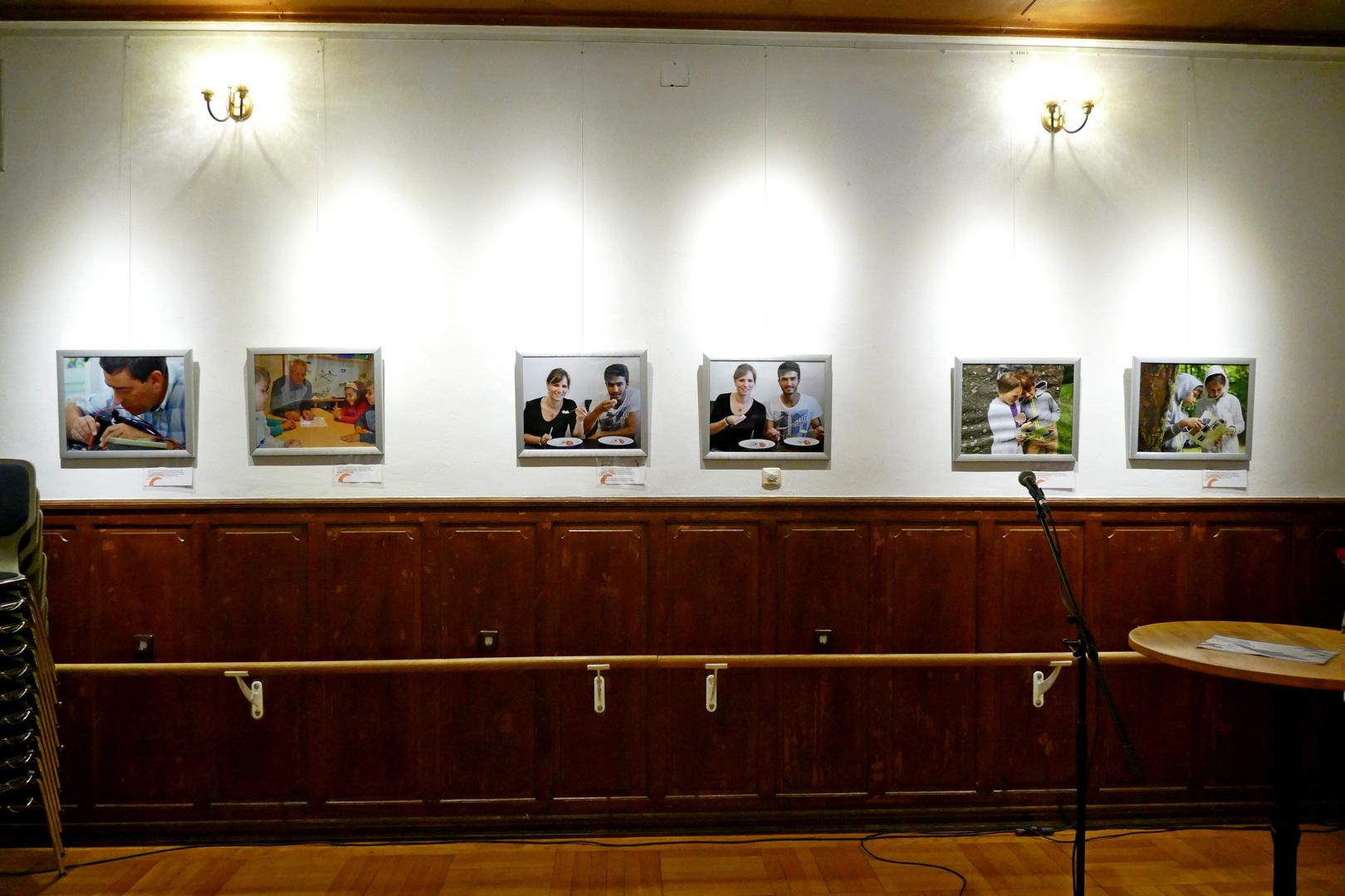VorBilder Finissage Abraxas 22.11.18 - Freiwilligen-Zentrum Augsburg - Foto: Christoph Urban