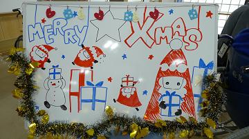 【特養】クリスマス会
