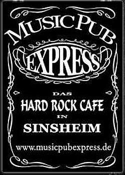 MUSIC PUB EXPRESS - SINSHEIM