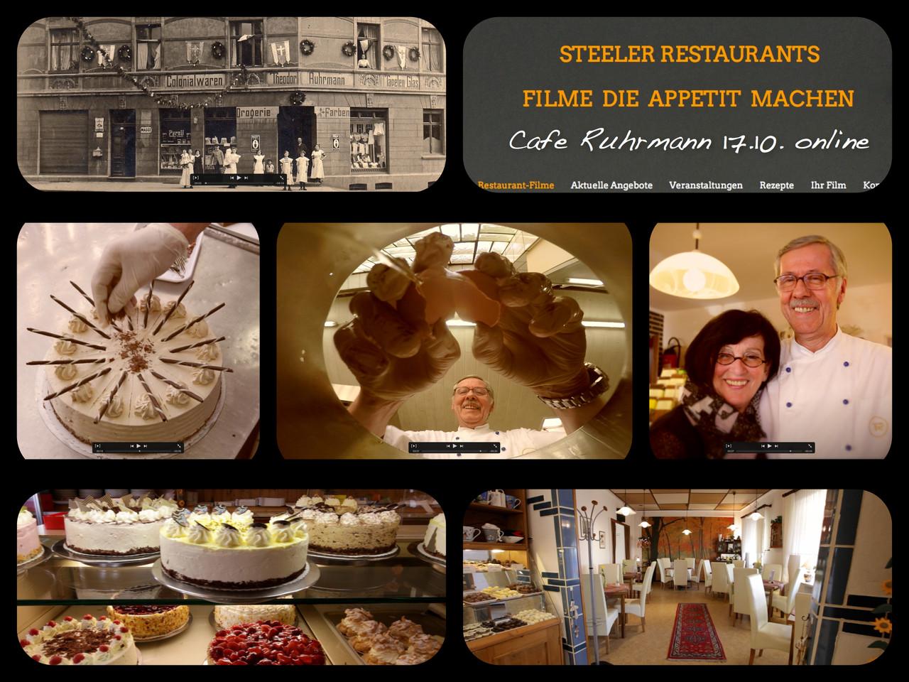 Cafe & Konditorei Ruhrmann - Restaurants in Essen