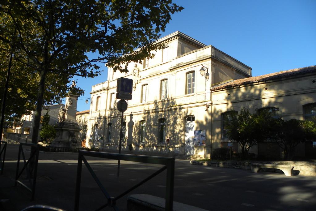 Ecole Gabriel Péri Eyguières