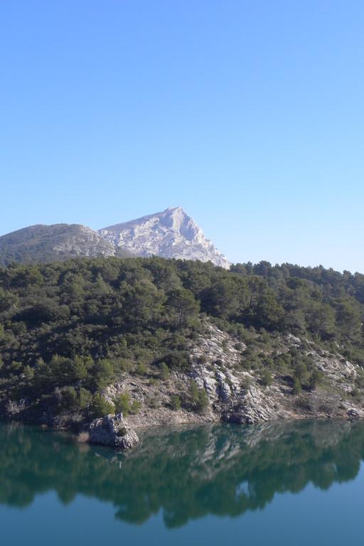 La Sainte Victoire  Aix en Provence