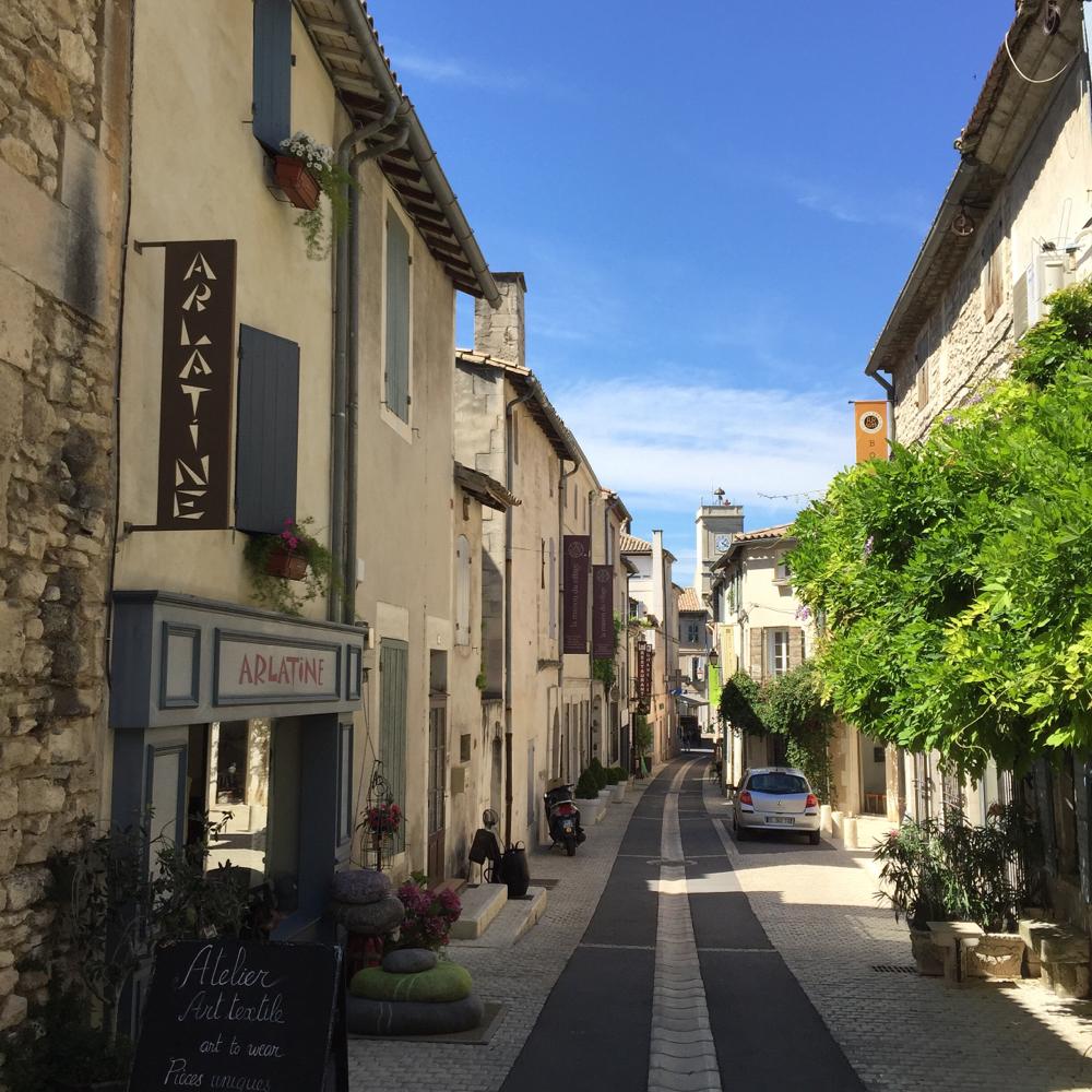 St Remy de Provence. BA Sculpture artiste