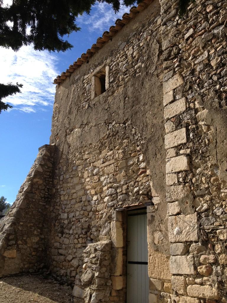 Chapelle Saint Vérédème, XI ème siècle