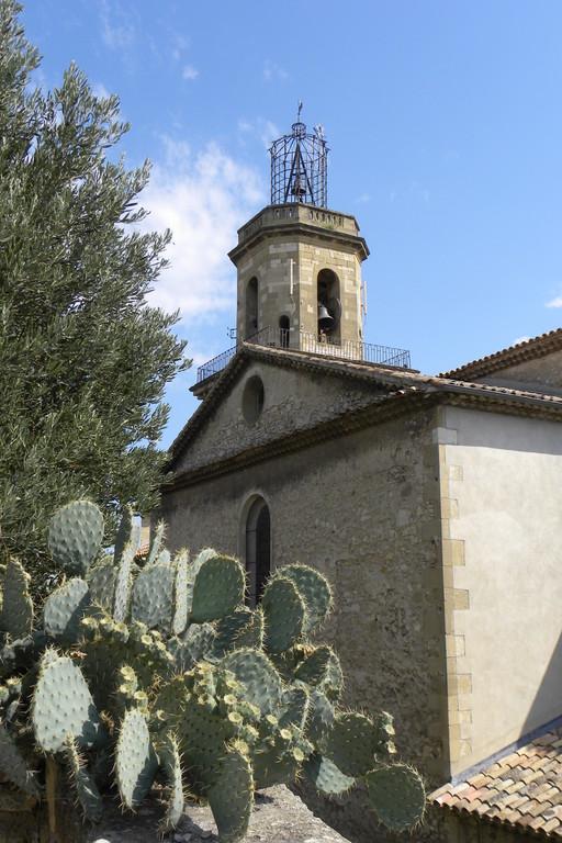 Eglise de Notre-Dame de Grâce Eyguières