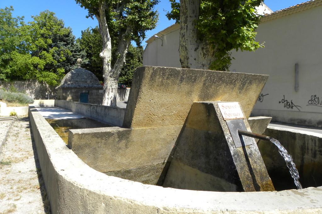 Fontaine des Bormes