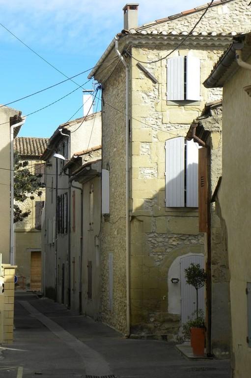 Ruelle d'Eyguières