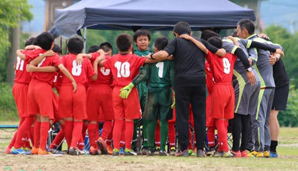高SPOサッカーチーム