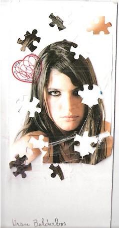 la femme puzzle de Clotilde...