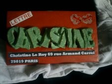 Christine Le Roy