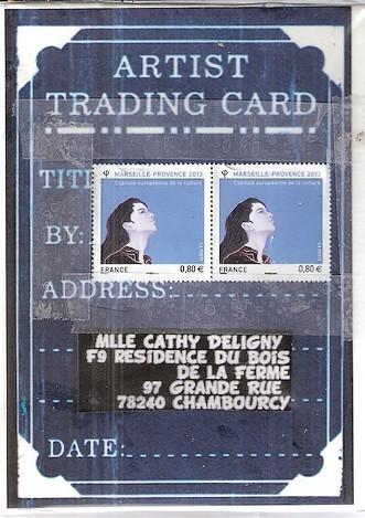 kit ATC cartes + fiches