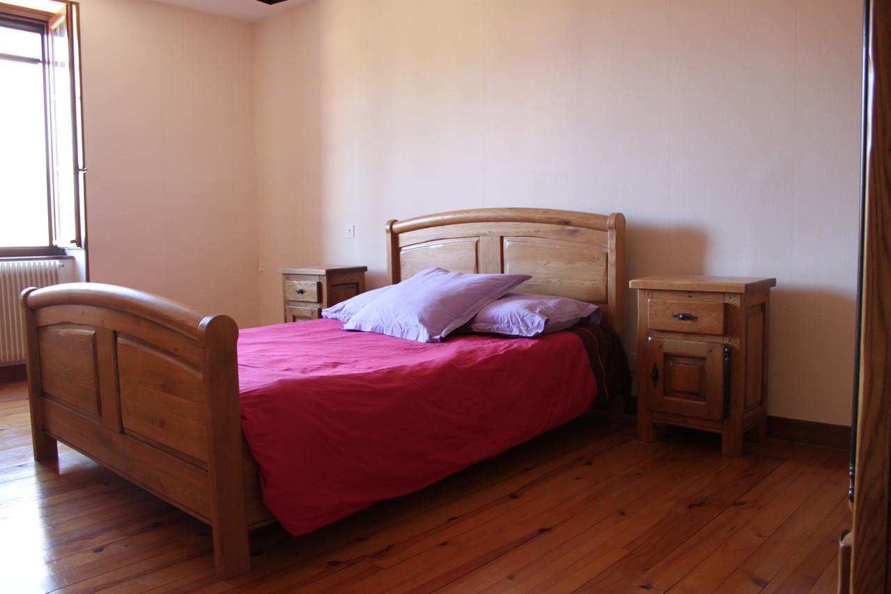 Premier étage: chambre 4 (1lit140)