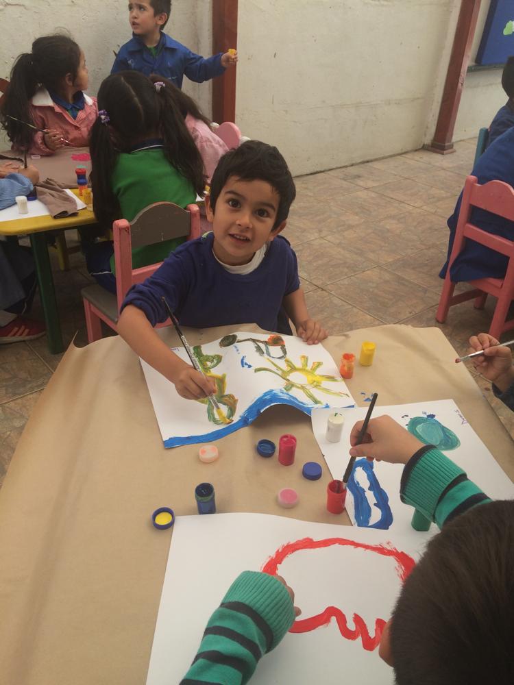 Jardin infantil san benito for Jardin infantil serrano 78