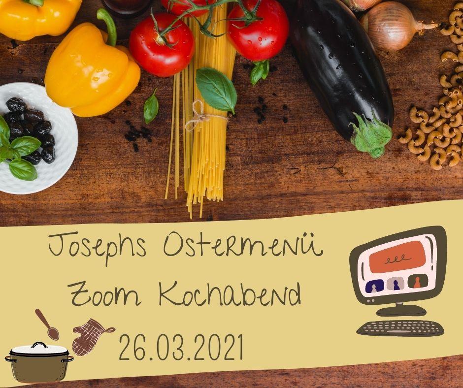 Josephs Ostermenü