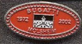 BUGATTI Molsheim 2002