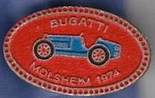 BUGATTI Molsheim 1974