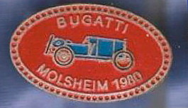 BUGATTI Molsheim 1980