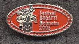 BUGATTI Molsheim 2005