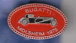 BUGATTI Molsheim 1975