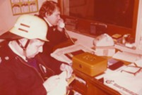 Katastrophenschutzübung 1978
