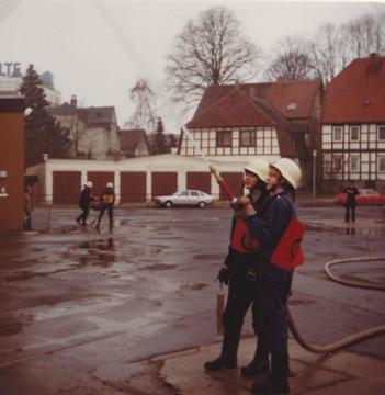 Grundlehrgang in Dissen 1982