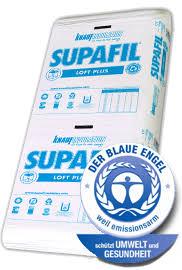 Materialsack Supafil Loft Plus