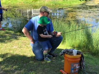 Youth Day June 15th, 2019 - Black Rock Bass Busters, New