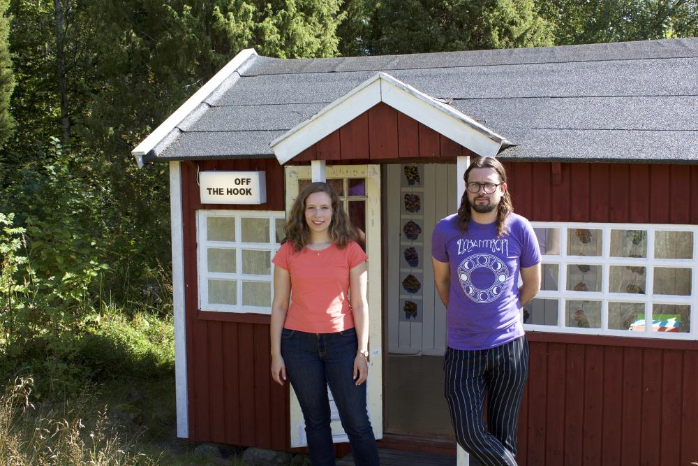 Julia Neuberger & David Nordström