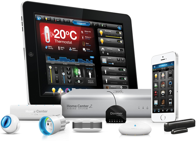Fibaro Smart Home System