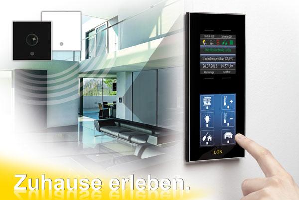 Smart Home mit LCN
