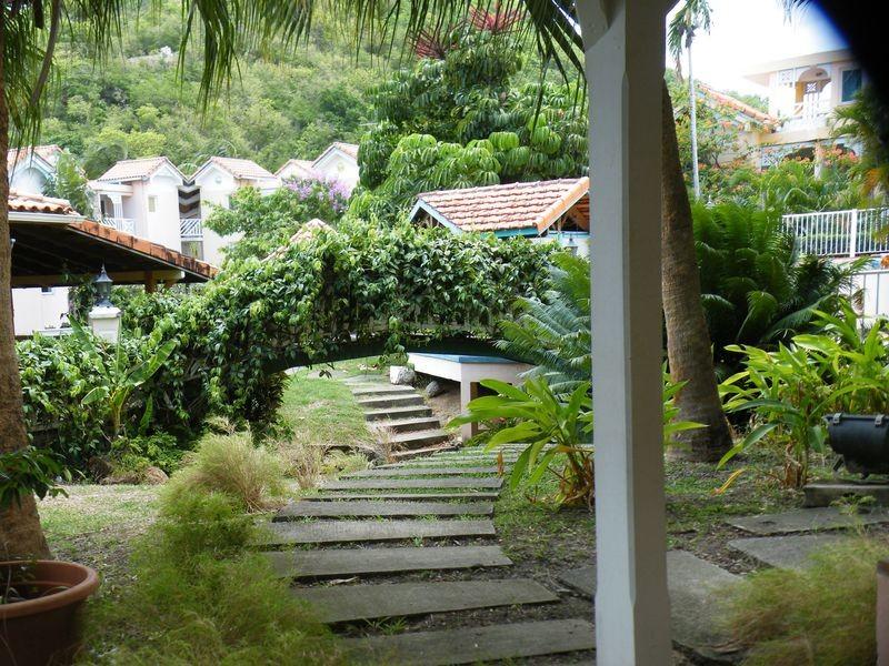Carbet - Jardin arboré tropical