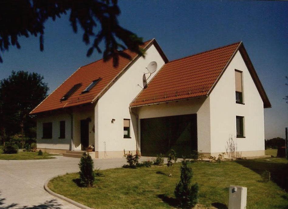 Eigenheim, Pesterwitz (1996)