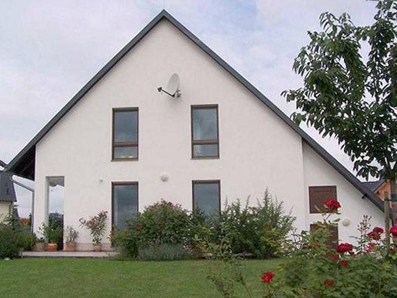 Eigenheim, Bannewitz (2001)