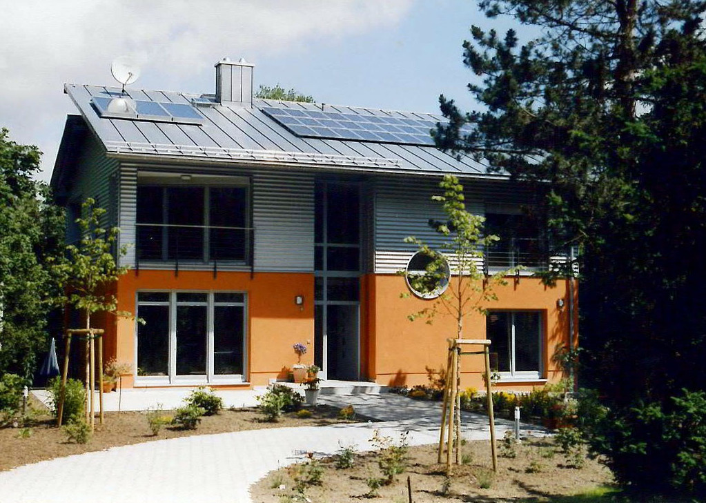 Eigenheim, Freiberg (2004)