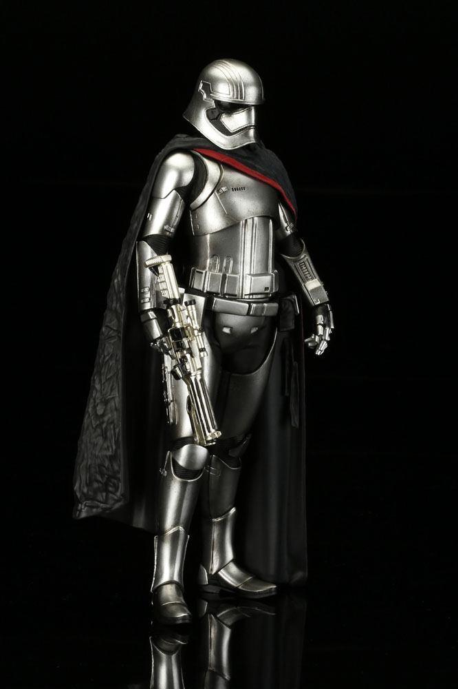 Captain Phasma 1/10 Star Wars Episode VII 20cm Statue ARTFX+ Kotobukiya