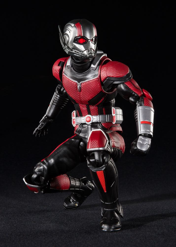 Ant-Man & Ant Set 15cm Ant-Man and the Wasp S.H. Figuarts Marvel Avengers Actionfigur Bandai Tamashii Nations