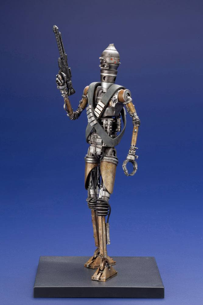 IG-11 Assassin Droide 1/10 Mandalorian Star Wars Tv Series 22cm Statue ARTFX+ Kotobukiya