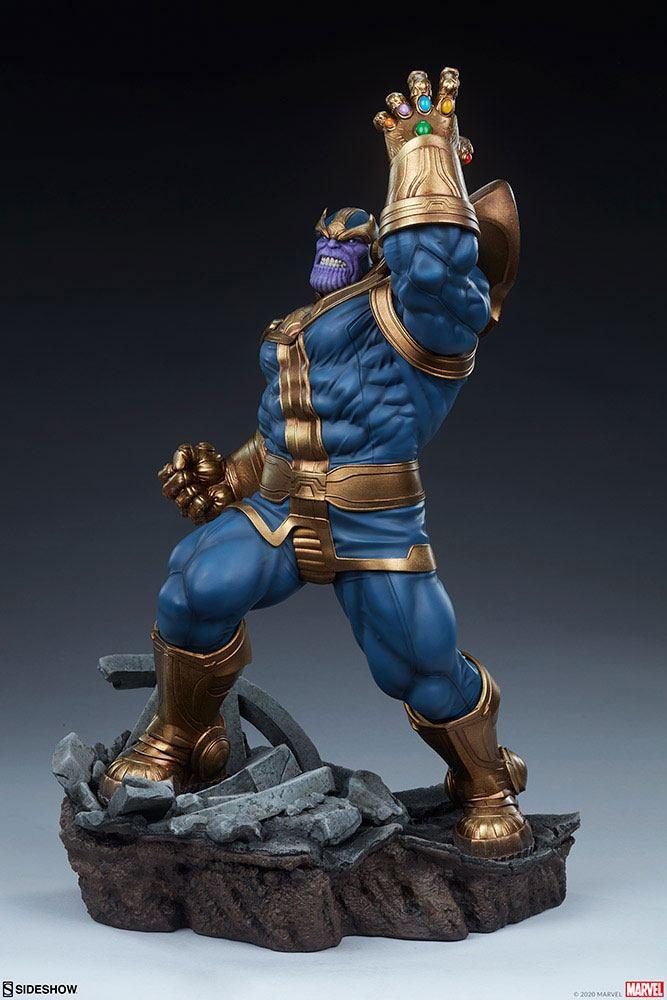 Thanos (Modern Version) 1/5 Marvel Avengers Assemble Statue 58cm Sideshow SS2005702