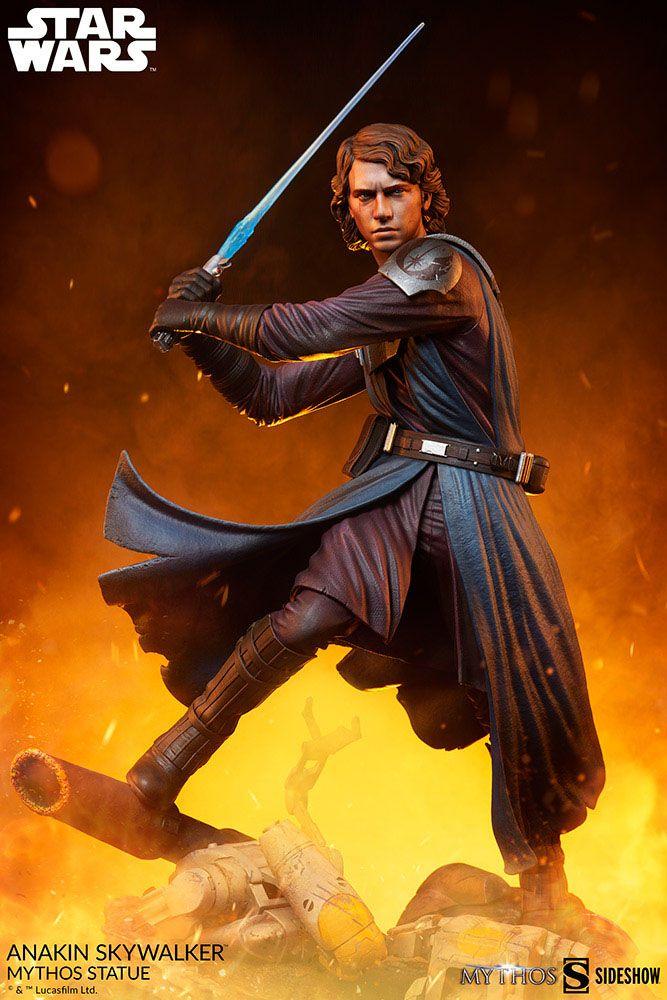 Anakin Skywalker 1/4 Premium Format Star Wars Mythos Statue 53cm Sideshow SS300732