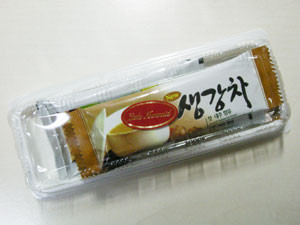 韓国生姜茶