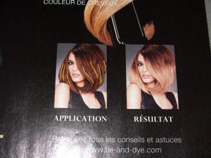 ロレアル新商品から。毛先が明るくなる、結うと髪色にニュアンスが出るし、自然で優しいウエーブに。