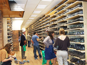 ウォーキング靴専門店