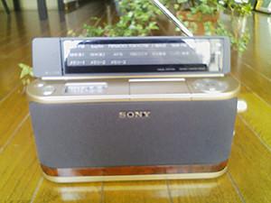ラジオ SONY