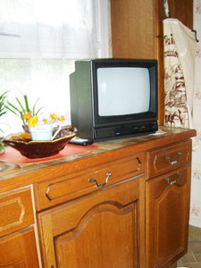 10年前は最新式だったテレビ