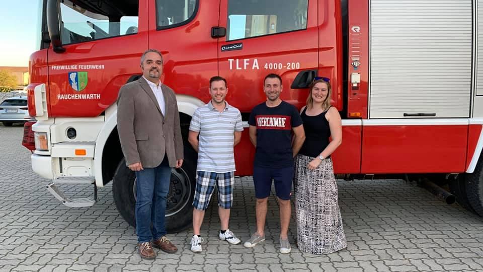 Feuerwehrkommandant Stellvertreter Wahl